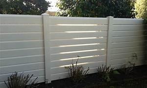 cloture pvc With cloture en pvc pour jardin