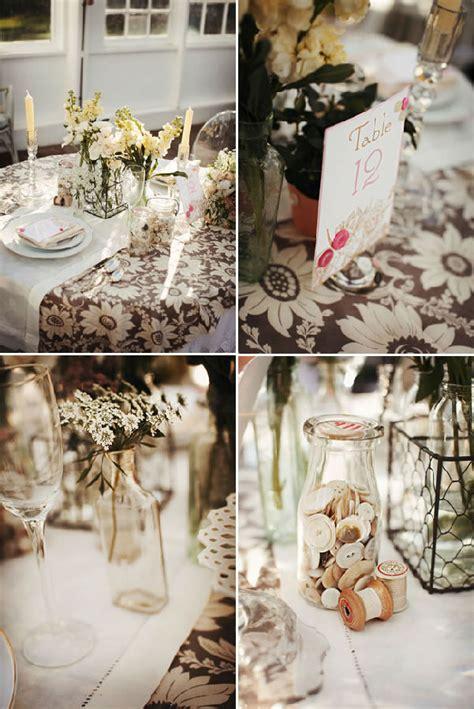 tbdress all about vintage wedding theme ideas