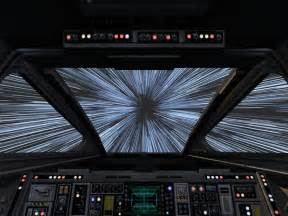 Star Wars Hyperspace Jump