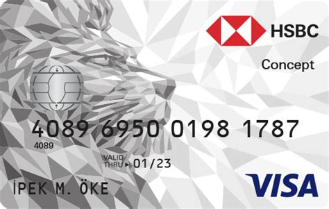 Hsbc bank provides customer care service to its customers for support regarding any credit card query, feedback or complaint. HSBC Concept Card with No Annual Fee   Credit Cards   HSBC