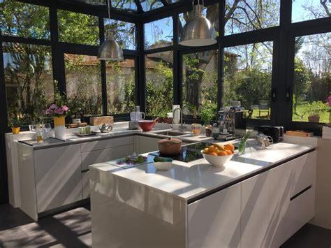cuisine sous veranda cuisine sous véranda dans un cadre exceptionnel