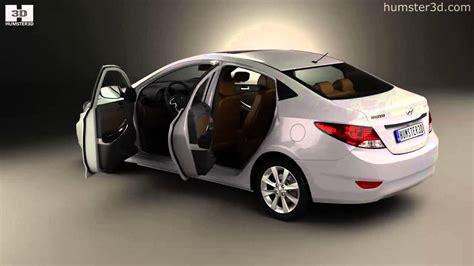 hyundai accent rb sedan  hq interior    model store humsterdcom youtube