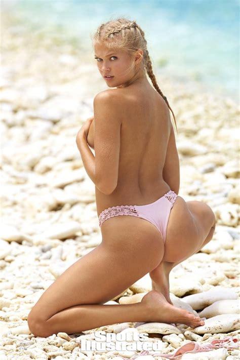 Sports Illustrated 2017 Swimsuit Model – Vita Sidorkina