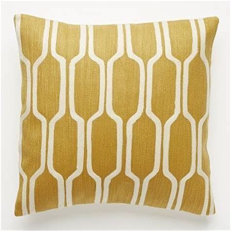 west elm throw pillows yellow gray brown west elm living room
