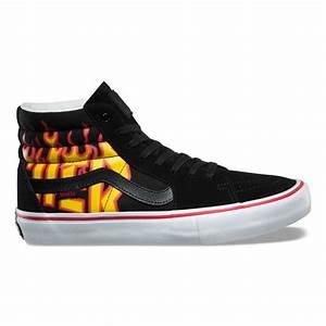 vans x thrasher magazine sk8 hi pro shoes canada