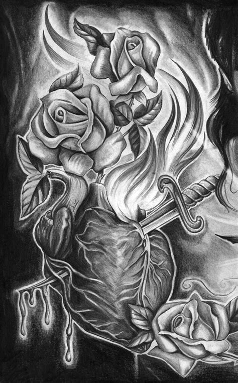 18 best images about Tattoo Pencil Outlines on Pinterest | Pencil drawings, Pencil drawing