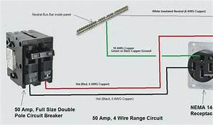Wiring 220 Breaker Diagram