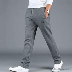 Pantalon A Pince Homme : pantalon mode bleu marine homme pantalon en lin blanc ~ Melissatoandfro.com Idées de Décoration