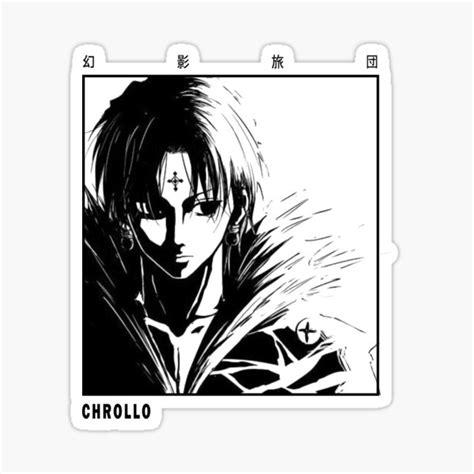 chrollo lucilfer 0 phantom troupe by anime