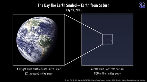 Could Cassini See You The Day Earth Smiled