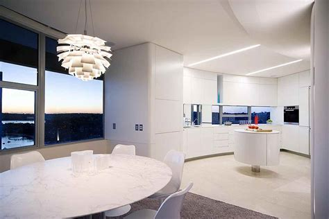 An Approachable Take On Luxury Apartment Design : 40 Luxurious Interior Design For Your Home