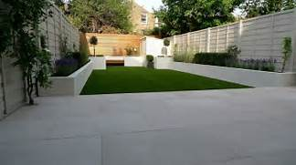 Modern House Beautiful Terrace And Landscape Dise O De Jardines Peque Os Y Modernos 50 Ideas