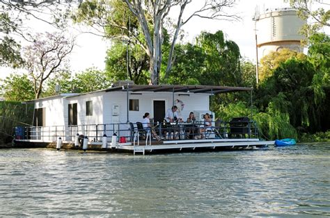 Fishing Boat Hire Mildura by Moored Houseboat Accommodation Official Site Houseboat