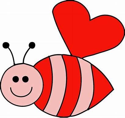 Valentine Clip Bee Inspirationseek