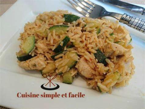 recette de cuisine simple et bonne recettes de riz de cuisine simple et facile