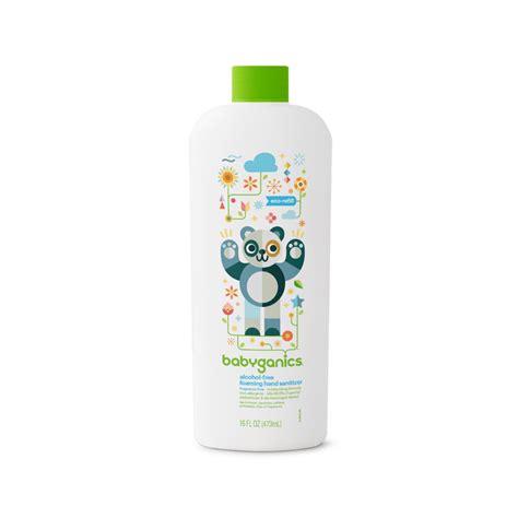 alcohol  foaming hand sanitizer refill fragrance
