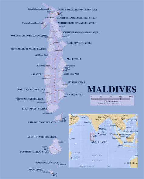 maldives map cocoa islandcom