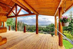 Terrasse Holz Kosten : blockhaus aus holz vorteile nachteile und kosten ~ Bigdaddyawards.com Haus und Dekorationen