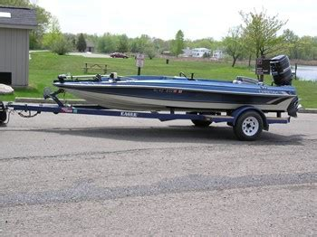 Bass Boat Vs Walleye Boat by Great Lakes Fishing Boats For Sale