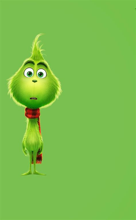 Grinch Wallpaper Iphone by The Grinch 2018 Hd 4k Wallpaper