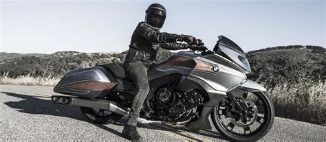 "Bmw Motorrad ""concept 101""  The Spirit Of The Open Road"
