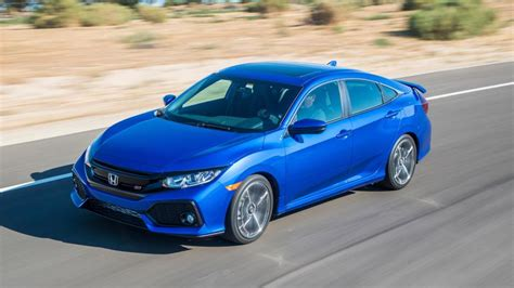 2019 Honda Civic Si Tech Upgrades Make Life Easier For