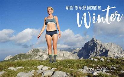 Hiking Wear Winter Outfit Wild Gear Backpacking
