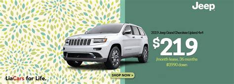 lia chrysler jeep dodge ram colonie ny car dealership