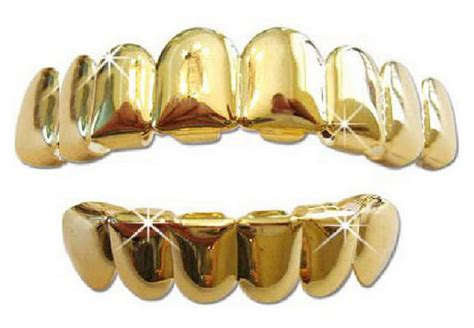 teeth gold grills grillz mouth hip hop 14k plated lower player dental usa grill ii gp 18k bottom jewelry dentist