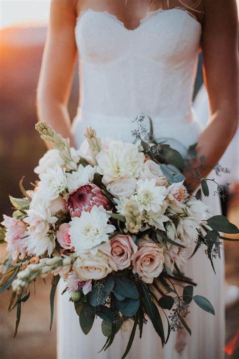 Southern California Desert Wedding Overlooking The Malibu