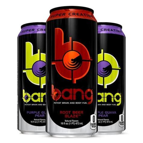 Honest Product Review Vpx Bang Energy Campusprotein