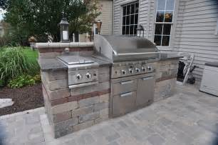 cost to build a kitchen island choosing the best of outdoor kitchen ideas on a budget