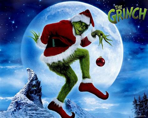 Wallpaper Grinch by Grinch Wallpapers Wallpaper Cave
