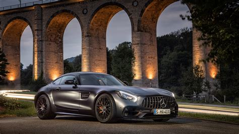 2018 Mercedesamg Gt C Edition 50 Wallpapers & Hd Images
