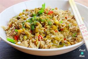 syn free fakeaway fried rice slimming world