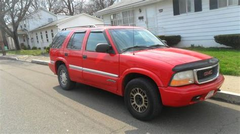old car repair manuals 1999 gmc jimmy engine buy used 1999 gmc jimmy envoy sport utility 4 door 4 3l for parts in wilkes barre pennsylvania