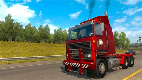 Mack Ultraliner 1.26.x Truck -euro Truck Simulator 2 Mods