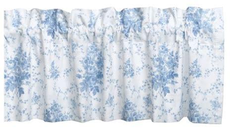 Laura Ashley Sophia Collection Blouson Valancebed Bath And Beyond Curtains