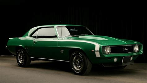 Hd Muscle Car Wallpaper