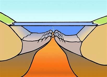 Plates Earth Move Plate Tectonics Apart Animation