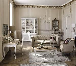 Maison Du Monde Salon : style gustavien marie claire ~ Teatrodelosmanantiales.com Idées de Décoration