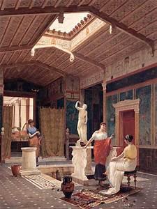 Ancient, Roman, Homes, -, Domus, Insulae, Villa