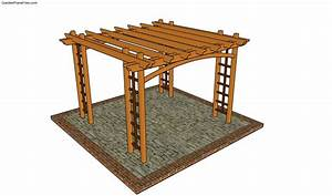 Bench Arbor Plans Free Garden Plans - How to build