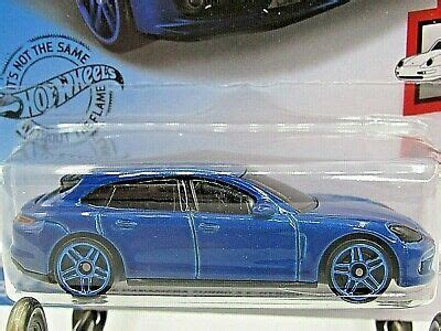 The panamera turbo sport turismo we tested was groundbreaking in that it delivered porsche sports car performance in a package with room for the whole family and all of their stuff. HOT WHEELS 2020 PORSCHE SERIES PORSCHE PANAMERA TURBO S E-HYBRID SPORT TURISMO | eBay