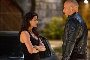Michelle Rodriguez answers six 'Fast & Furious' questions ...