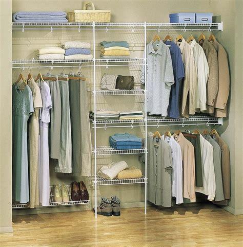 fresco  closet organizers lowes product designs