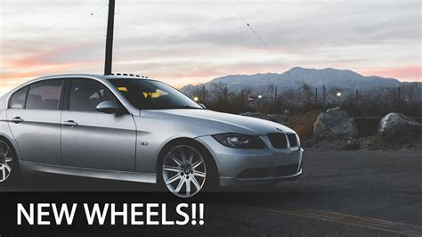 Bmw E90 Wheels by New Wheels For My Bmw E90 Style 95s