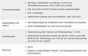 Commerzbank Rechnung Online : commerzbank erfahrungen test online broker test ~ Themetempest.com Abrechnung