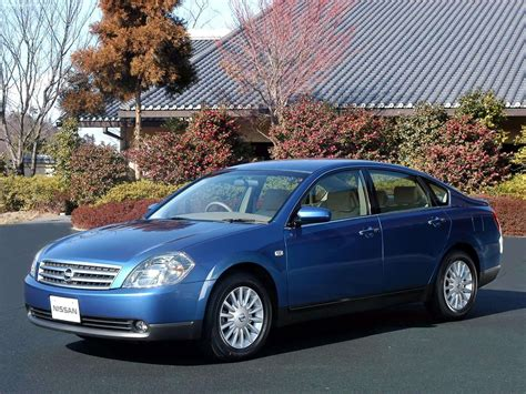 Nissan Teana Wallpapers by Nissan Teana Front Angle 2003 1600x1200 6 Of 46