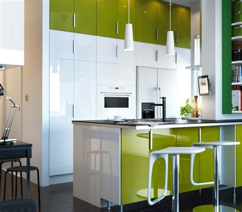 ikea kitchen cabinet ideas kitchen design ideas 2012 by ikea white green cabinet
